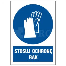 Stosuj ochronę rąk 220x300