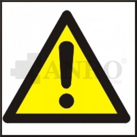 Ogólny znak ostrzegawczy 200x200
