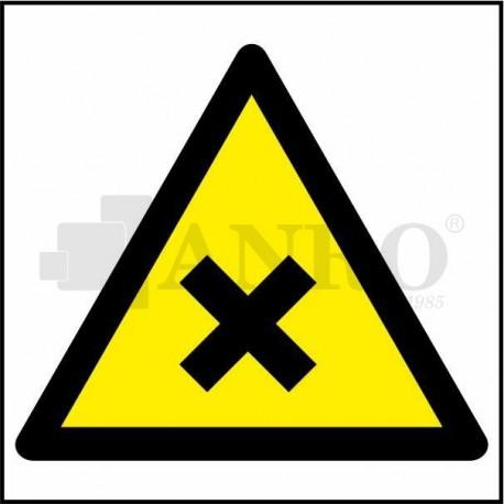 Substancja szkodliwa lub drażniąca 200x200