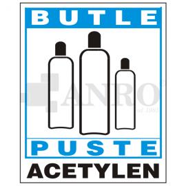Butle puste acetylen 150x205