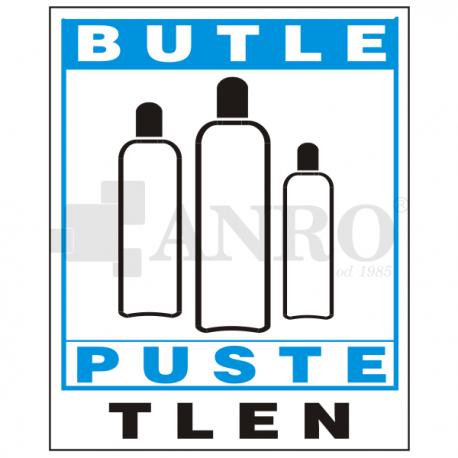 Butle puste tlen 150x205