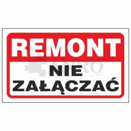 Remont nie załączać 200x300