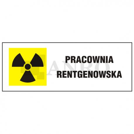 Pracownia rentgenowska 100x250