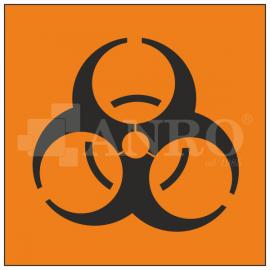 Substancja stwarzająca zagrożenie biologiczne 100x100