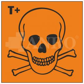 Substancje bardzo toksyczne 100x100