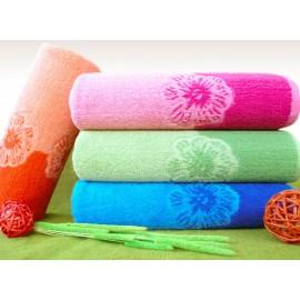 Ręcznik Paloma 50x100 pomarańczowy