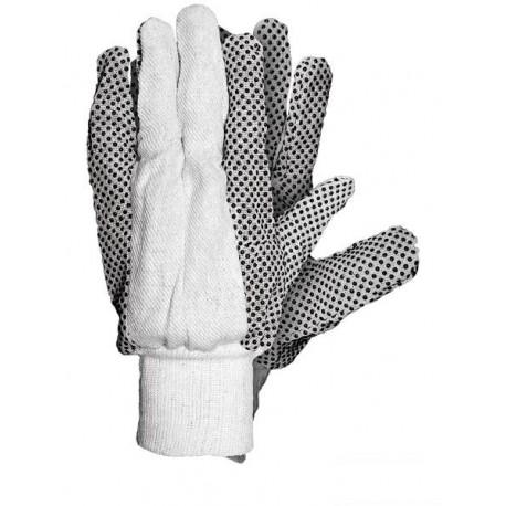 Rękawice ochronne z nakropieniem RN