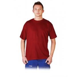 T-shirt TSM czerwony