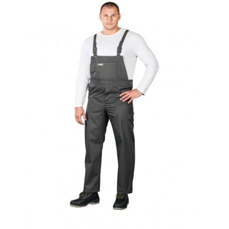 Spodnie ochronne ogrodniczki Master szare