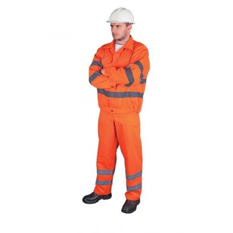 Ubranie ochronne Lighter pomarańczowe