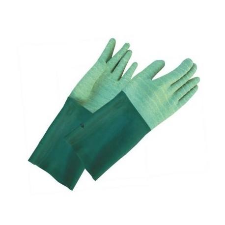 Rękawice chemiczne szorstkowane Ludwik