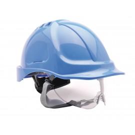Hełm ochronny PW54 niebieski