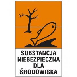 Substancja niebezpieczna dla środowiska 200x300