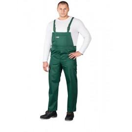 Spodnie ochronne ogrodniczki Master zielone