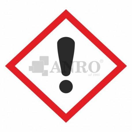 Działanie drażniące na skórę, uczulające na skórę, toksyczność ostra, działanie toksyczne na narządy docelowe 100x100