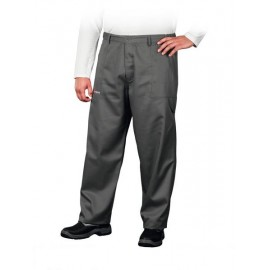 Spodnie ochronne do pasa Master szare