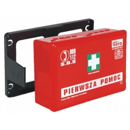 Przemysłowa apteczka pierwszej pomocy STANDARD PLUS 13164 w walizce z tworzywa ABS