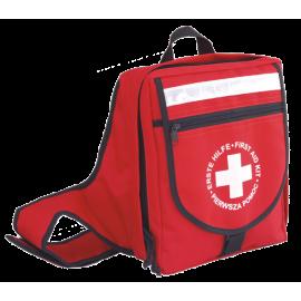 Apteczka pierwszej pomocy SZKOLNA 2 13157 PLUS w plecaku