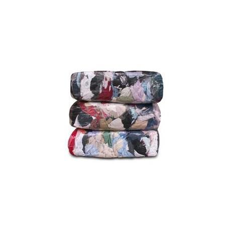 Czyściwo bawełniane trykot kolorowy miękki 10 kg.