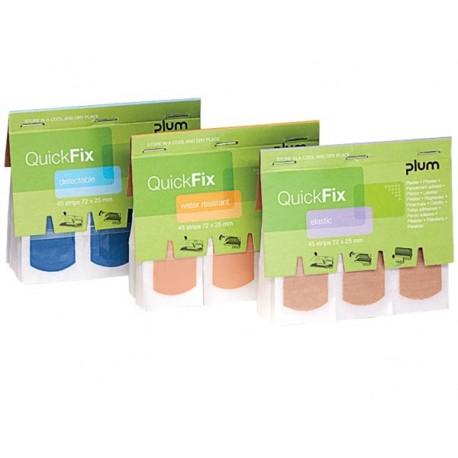 Plastry elastyczne Quick Fix PLPEF