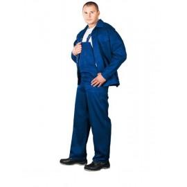 Ubranie ochronne Master niebieskie
