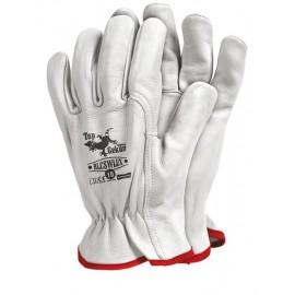 Rękawice ochronne skórzane RLCSWLUX