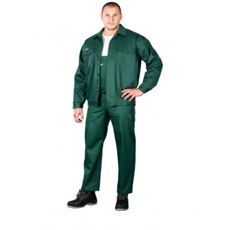 Ubranie ochronne Master zielone