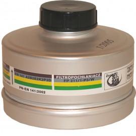 Filtropochłaniacz FP 211/1-P3 W