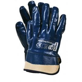 Rękawice ochronne nitrylowe RECONITFULL