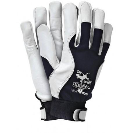Rękawice ochronne skórzane RLEVEREST