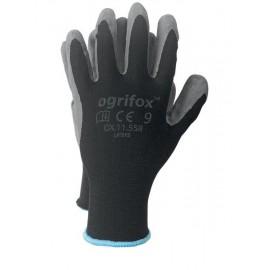 Rękawice ochronne powlekane OX-LATEKS