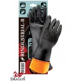 Rękawice ochronne gumowe RINDUSTRIAL-R 35 cm
