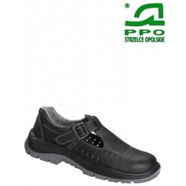 Sandały bezpieczne z metalowym podnoskiem wz. 41
