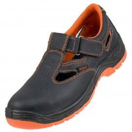 Sandały bezpieczne z metalowym podnoskiem Urgent 301 S1