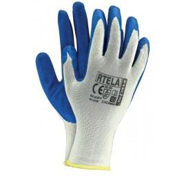 Rękawice ochronne powlekane RTELA