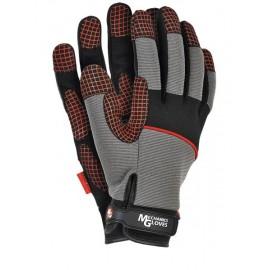 Rękawice ochronne wzmacniane skórą RMC-AQUILA