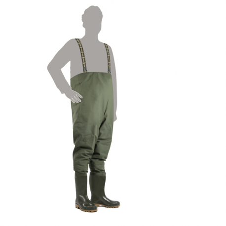 Spodniobuty Grand Chest Waders