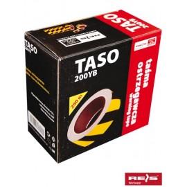 Taśma ostrzegawcza TASO 200 metrów YB