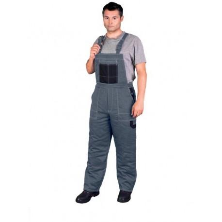 Spodnie ochronne ogrodniczki Multi Master szare