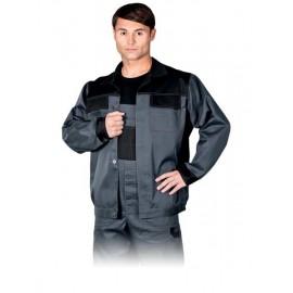 Bluza ochronna Multi Master szaro-czarna