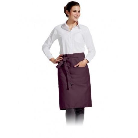 Fartuch zapaska kelnerska 90x65 [BUR]