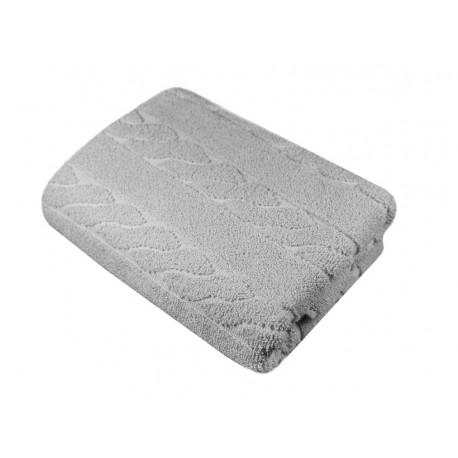 Ręcznik Skandynawia 70x140 srebrny