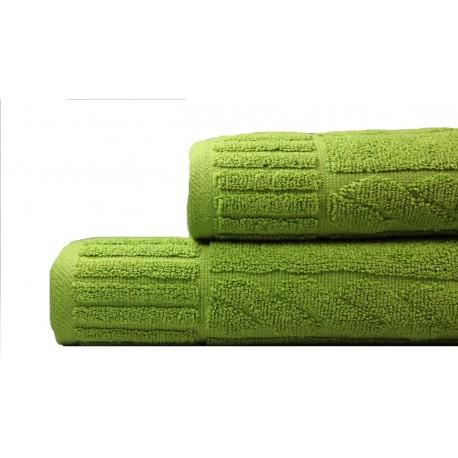 Ręcznik Skandynawia 70x140 oliwkowy