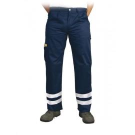Spodnie ochronne do pasa LH-VOBSTER_X granatowe
