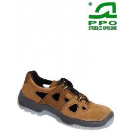 Sandały bezpieczne z metalowym podnoskiem wz. 52N