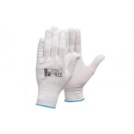 Rękawice poliestrowe X-POL - 12par