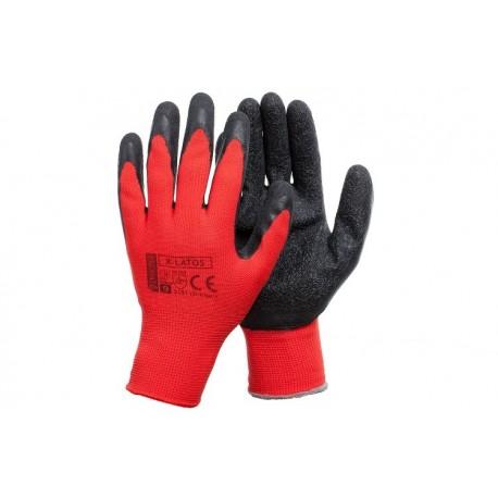 Rękawice ochronne powlekane X-LATOS 12par