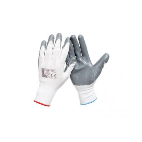 Rękawice ochronne powlekane X-NITRON 12par