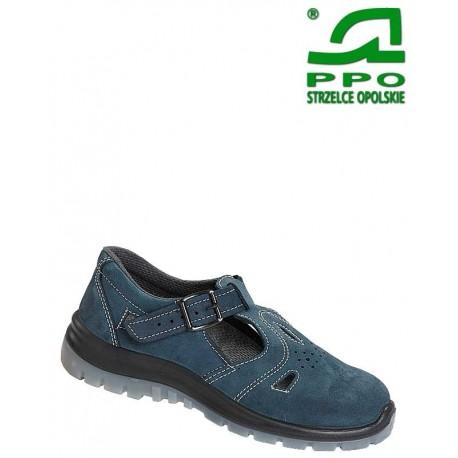 Sandały bezpieczne z metalowym podnoskiem wz. 251W