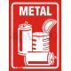 Metal 200x150